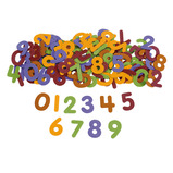NUMBERS FOAM SHAPES