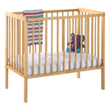 NATURAL SPACE SAVER COT & MATTRESS