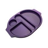Polycarbonate Meal Tray