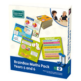 BrainBox Maths Pack Years 5 and 6
