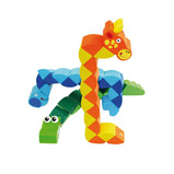 WIGGLE TACTILE SNAKES SET OF 3