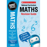 Scholastic Maths Revision Guides