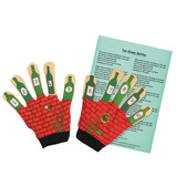 Ten Green Bottle Counting Mitts