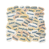 TRICKY WORDS PEBBLES SET 2