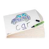 SHOW ME RIGID LINED WHITEBOARD PK10