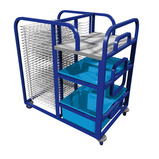 Tuf™ Art Trolley and Drying Rack