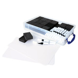 Value A4 Superlight Classbox Whiteboard Kit