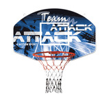 Sure Shot Team Attack Backboard & Ring