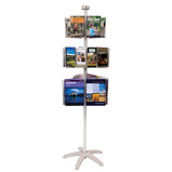 Carousel Freestanding Leaflet Dispensers