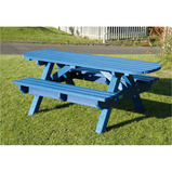 Extended Top Picnic Bench