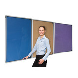 ColourTex Interiors Tamperproof Noticeboards