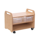 Easel Stand & Storage Trolley