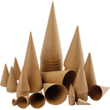 CONES ASSORTMENT PK50
