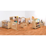 PLAYSCAPES BABYZONE WICKER BASKETS