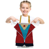 DOMINIQUE ACTIVITY APRON