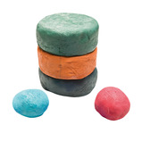 Coloured Air Hardening Clay