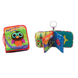 LAMAZE BOOKS SET OF 2