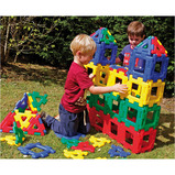 XL Giant Polydron Super Saver Class Set