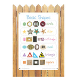 BASIC SHAPES PHOTO BOARD