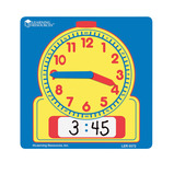 WIPE-CLEAN CLOCKS STUDENTS CLOCKS