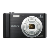 Sony DSCW800 Digital Camera Bundle