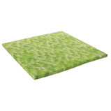 PALM LEAF IN/OUT MAT