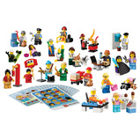 LEGO COMMUNITY MINIFIGURE SET