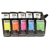 Sennelier Abstract Pop Art Acrylic Paint Set