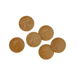 TWO PENCE COINS, SET OF 100