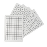 Value Superlight Mini Whiteboard Gridded