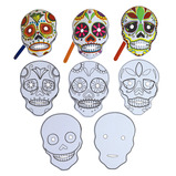MAKE YOUR OWN SUGAR SKULLS PK30