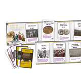 History Timeline Cards - Romans in Britain