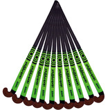 CENTRAL HOCKEY STICK 34IN PACK OF 10