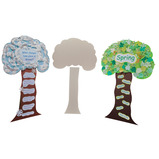GREYBOARD DISPLAY TREES PK4