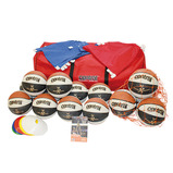 Central Junior Basketball Skillbulder Kit