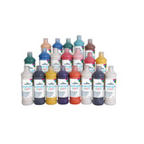 WASHABLE PAINT AST COLS 600ML PK20