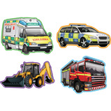 Vehicles At Work Graphics
