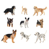 Schleich Dogs and Puppies Set