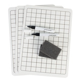 Value Superlight Mini Whiteboard Gridded Kit