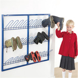 WALL MOUNTABLE WELLIE RACK