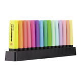 Stabilo Fluo & Pastel Highlighters Assorted