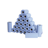 "ROLL TOWEL 2PLY BLUE 10"" 24 X 40M"