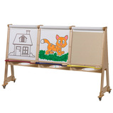 SIX PERSON TRACE N PAINT EASEL