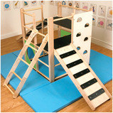 BIG DEAL- Indoor Climbing Frame
