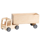 Under 3's Wooden Toy Vehicles