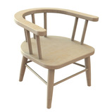 Wooden Children Chairs