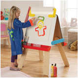 Two Sided Lollipop Easel