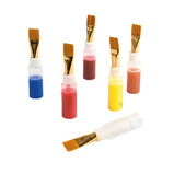 REFILLABLE PAINT BRUSHES 12PK