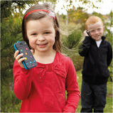 RECHARGEABLE WALKIE TALKIE SET 6PK