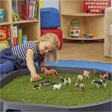 ARTIFICIAL  TRAY GRASS MAT 86CM